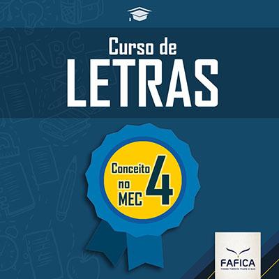 Letras-FAFICA-nota-4